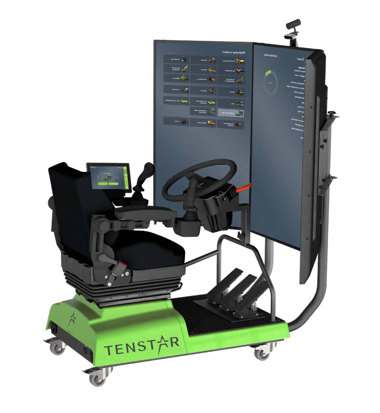 Tenstar simulator | HK Simulatoren