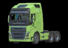Vrachtwagen Icoon | HK Simulatoren